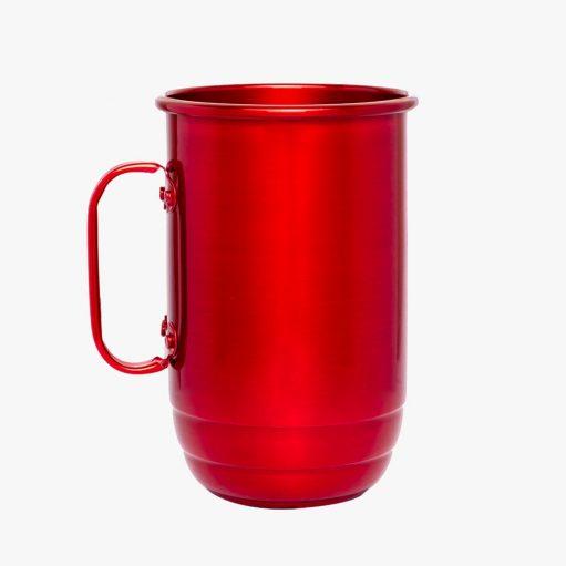 Caneca 850ml Vermelho