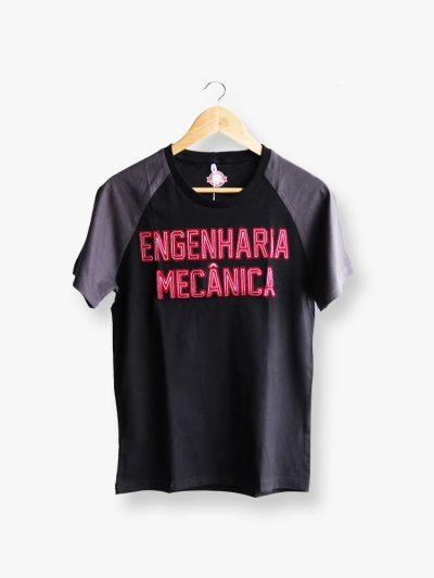 Camiseta de Curso Engenharia Mecânica