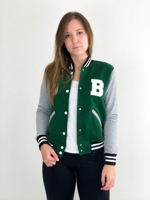 jaqueta college personalizada de biologia