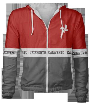 jaqueta corta vento customizada