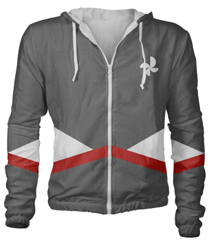 jaqueta windbreaker personalizada