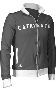 Jaqueta Esportiva Retrô Personalizada Básica