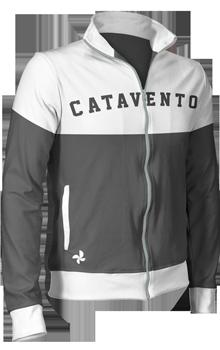 Jaqueta Esportiva Retrô Personalizada Recortada