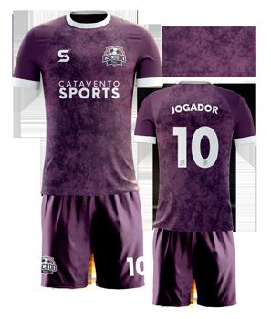 uniforme para time de futebol