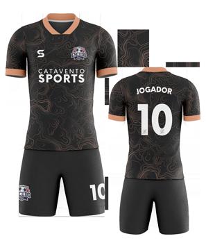 camiseta personalizada de time