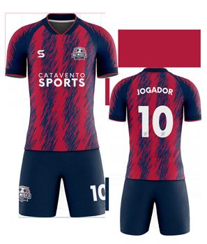 camisa para time de futebol