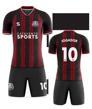 camisa personalizada futebol